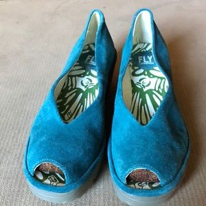 Fly London shoes women size 38 eur